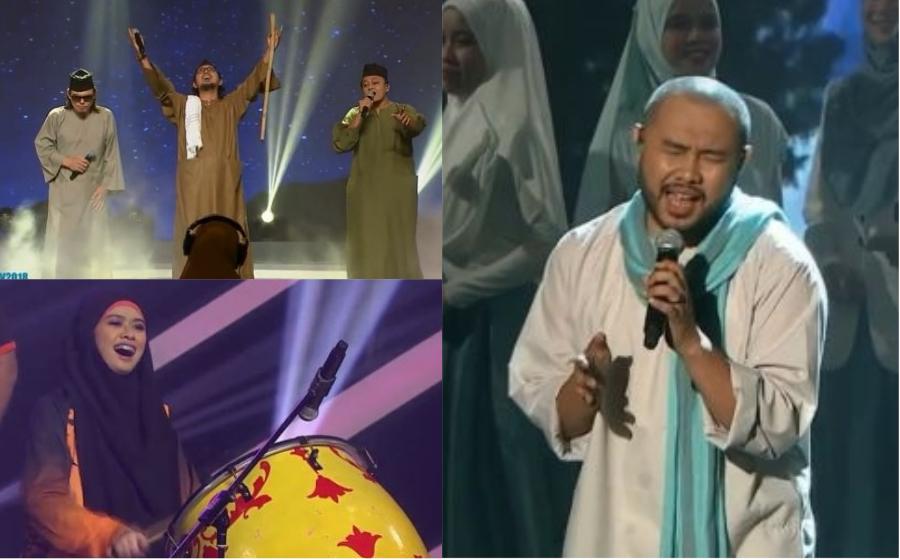 konsert kedua gema gegar vaganza 2 kedudukan peserta markah dan imbasan komen juri