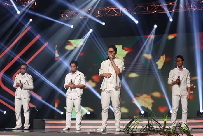 konsert separuh akhir gema gegar vaganza 2 kedudukan peserta markah dan imbasan komen juri 2