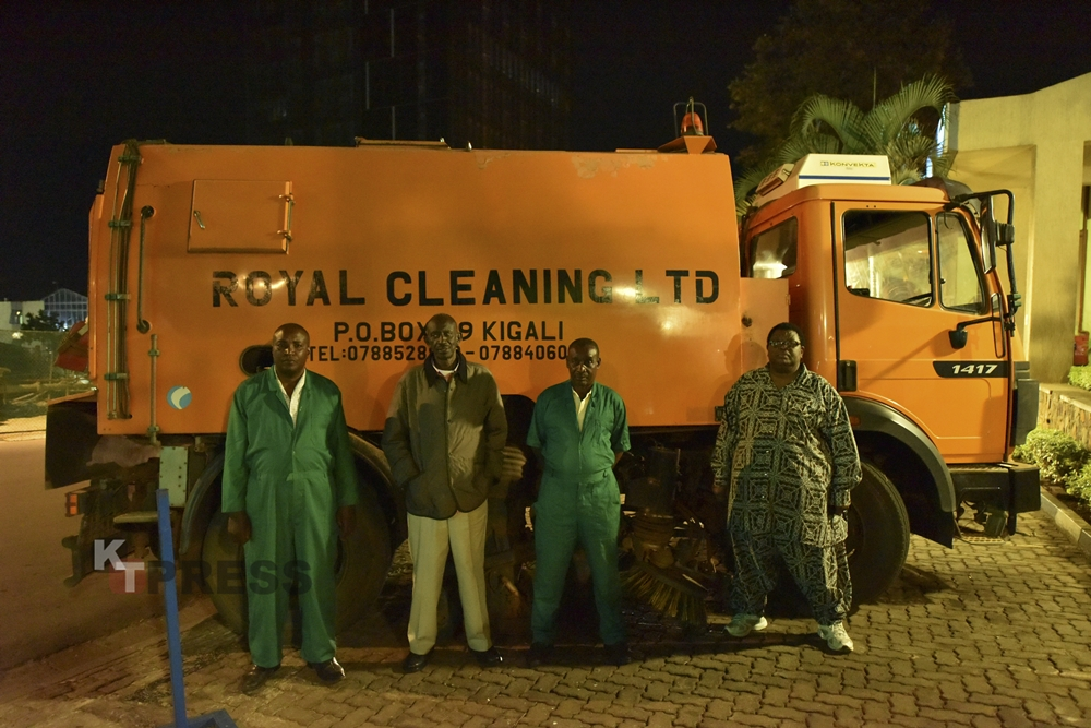 kontraktor pembersihan afrika