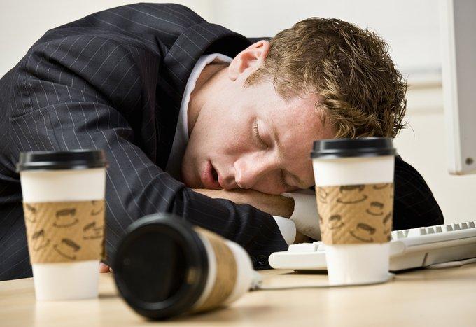 kopi boleh buatkan anda lebih mengantuk