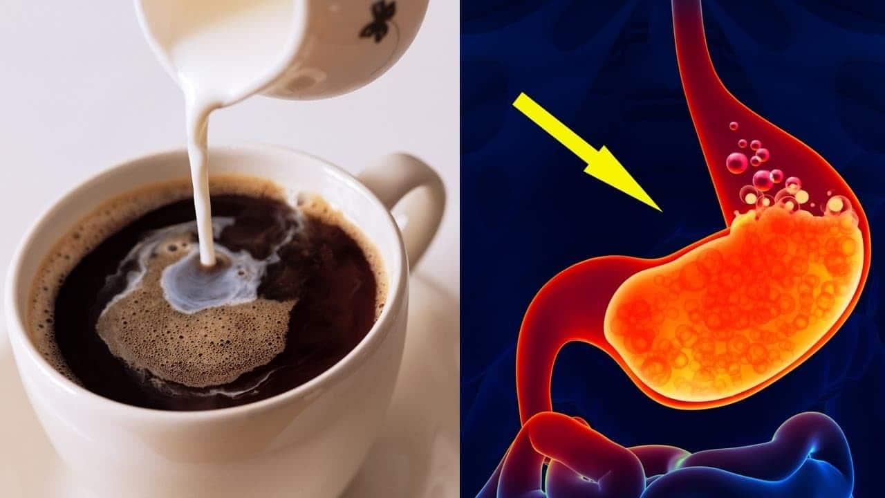 kopi menyebabkan ketidakselesaan perut