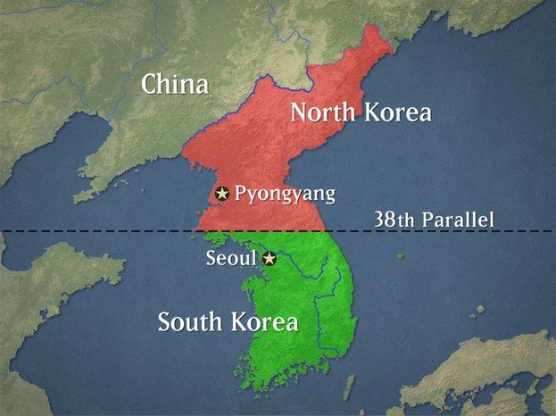 korea bersatu