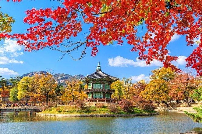 korea selatan sangat indah