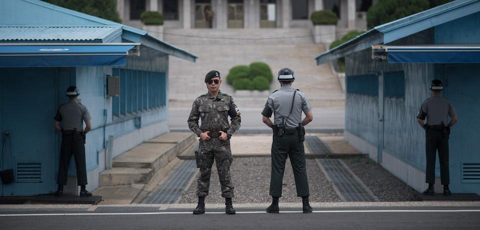 korea utara dan korea selatan sempadan negara paling bahaya di dunia 2