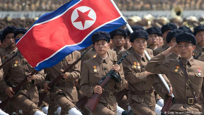 korea utara negara paling berbahaya di dunia