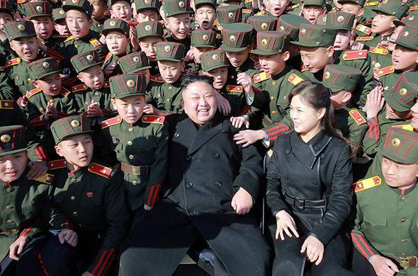 korea utara negara paling tinggi populasi perhambaan moden