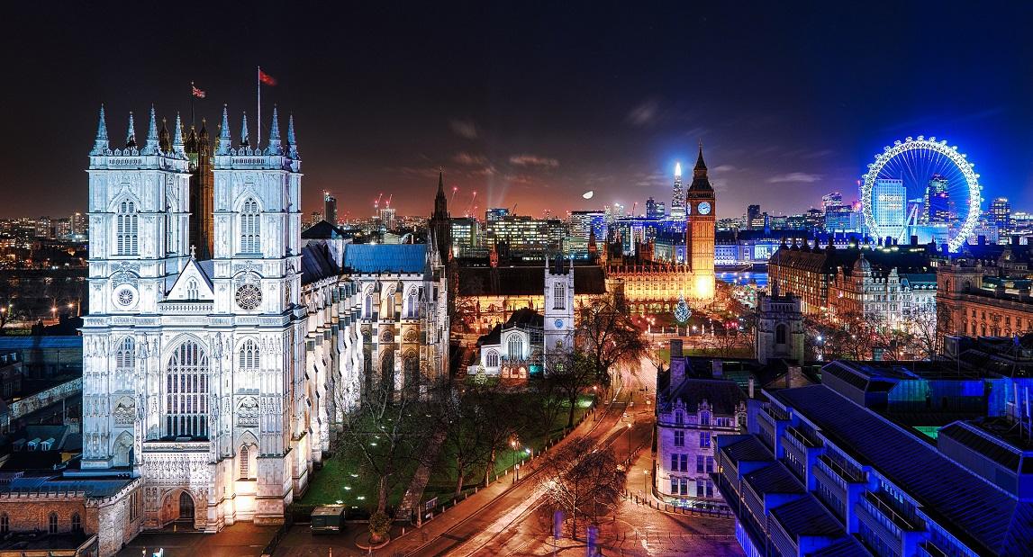 kota london digelar sebagai ibu kota dunia