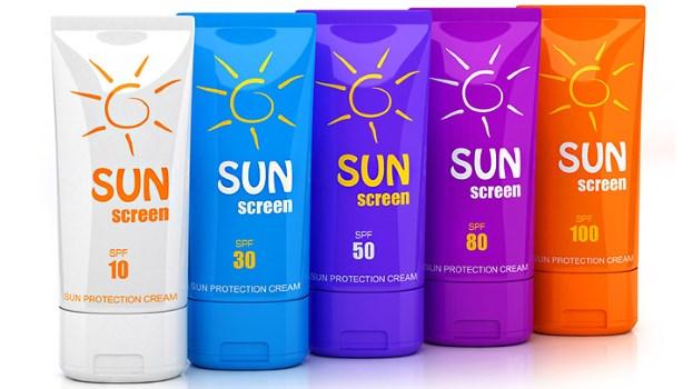 krim pelindung matahari