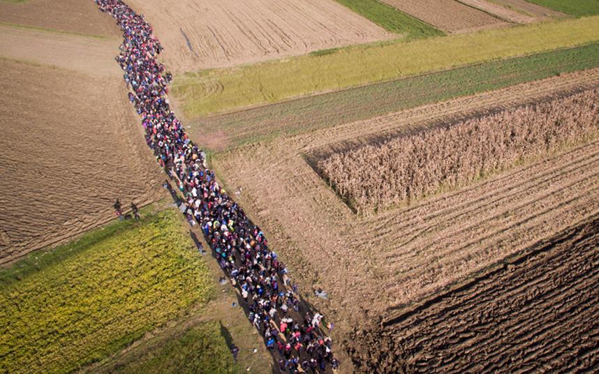 krisis pelarian syria perpindahan manusia paling besar dalam sejarah