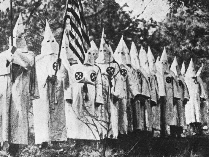 ku klux klan di amerika sekitar 1930 an