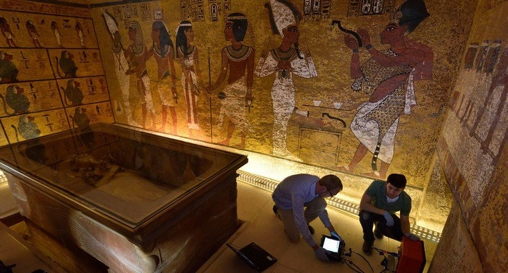 kubur raja tutankhamun 8 penemuan barangan purba yang paling bernilai di dunia 2