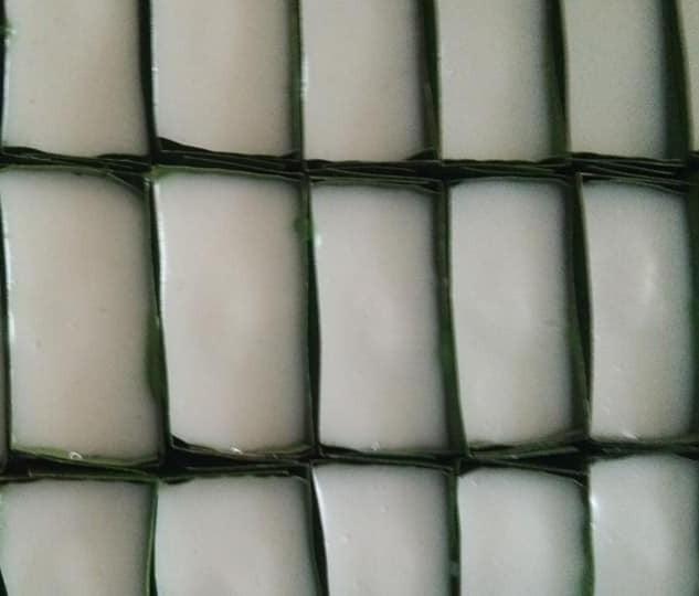 kuih tepung pelita warisan