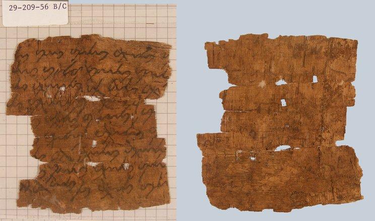 kulit haiwan digunakan sebagai medium menulis sebelum kertas 377
