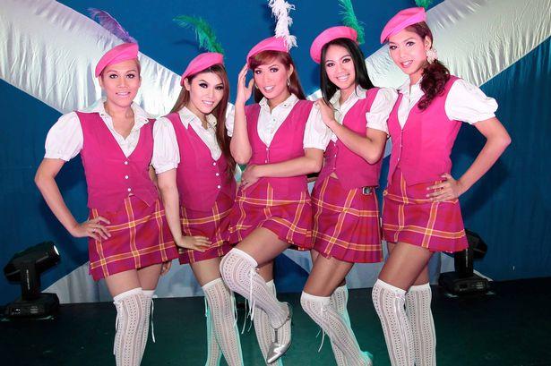 kumpulan pondan merah jambu