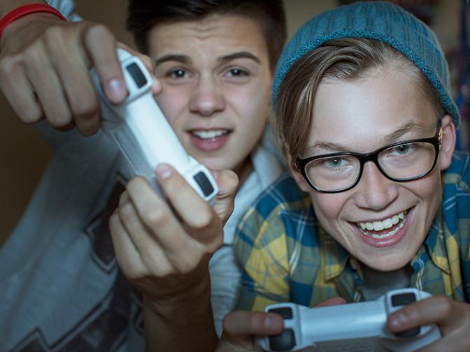 kurangkan depresi dengan video games