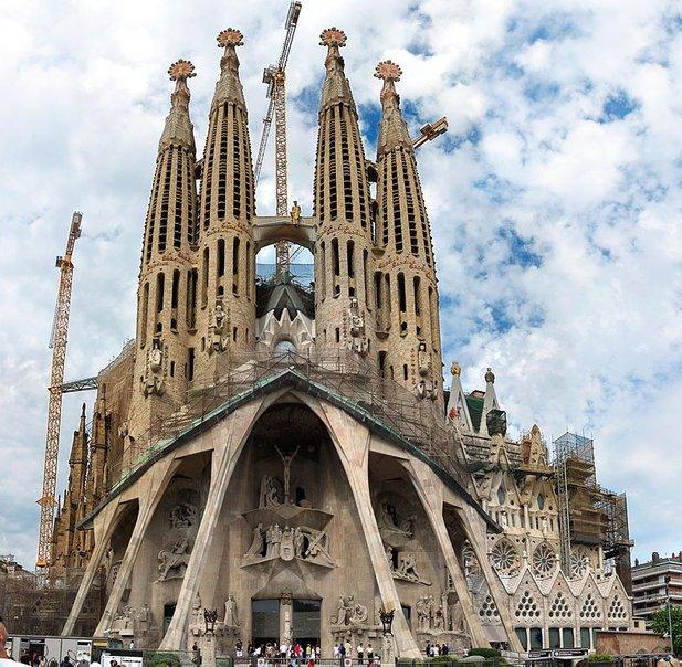 la sagrada familia mercu tanda popular dunia yang gagal disiapkan 2