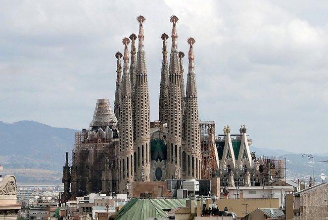 la sagrada familia mercu tanda popular dunia yang gagal disiapkan