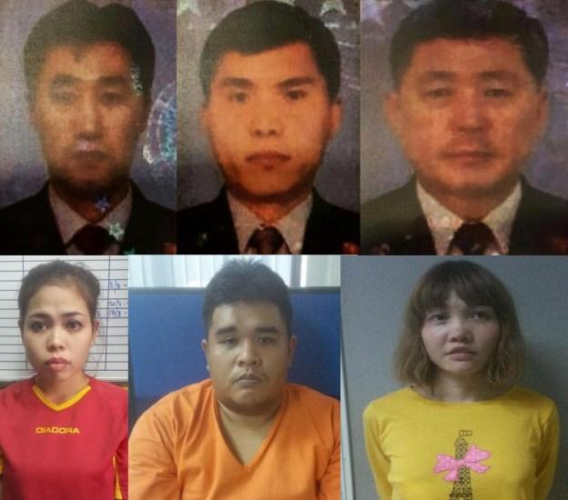 lagi gambar suspek lain yang berjaya ditahan pihak pdrm