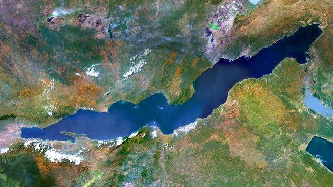 lake tanganyika tasik paling besar dan dalam di dunia