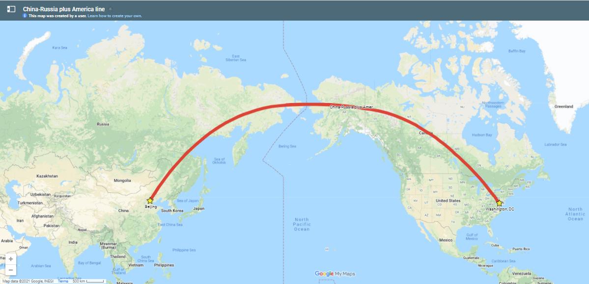laluan kereta api china russia ke amerika