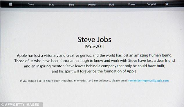 laman web apple