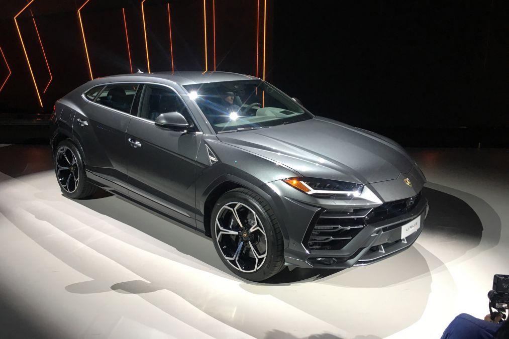 Lamborghini Urus Super Suv Pertama Di Dunia Iluminasi