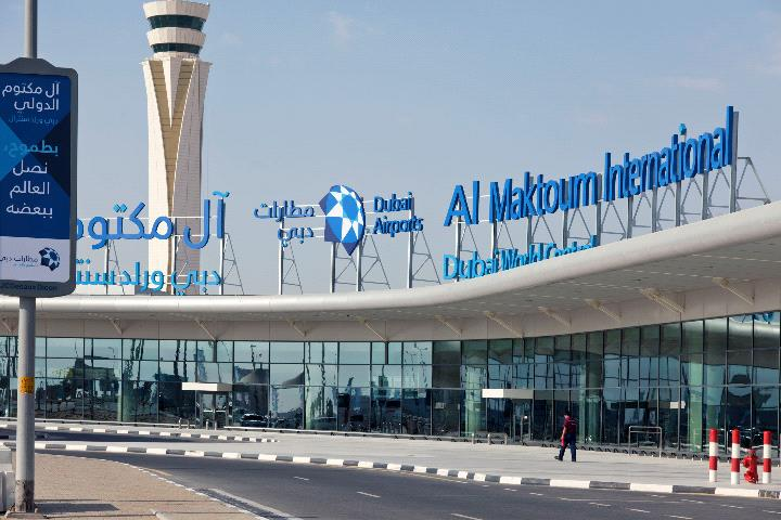 lapangan terbang al maktoum