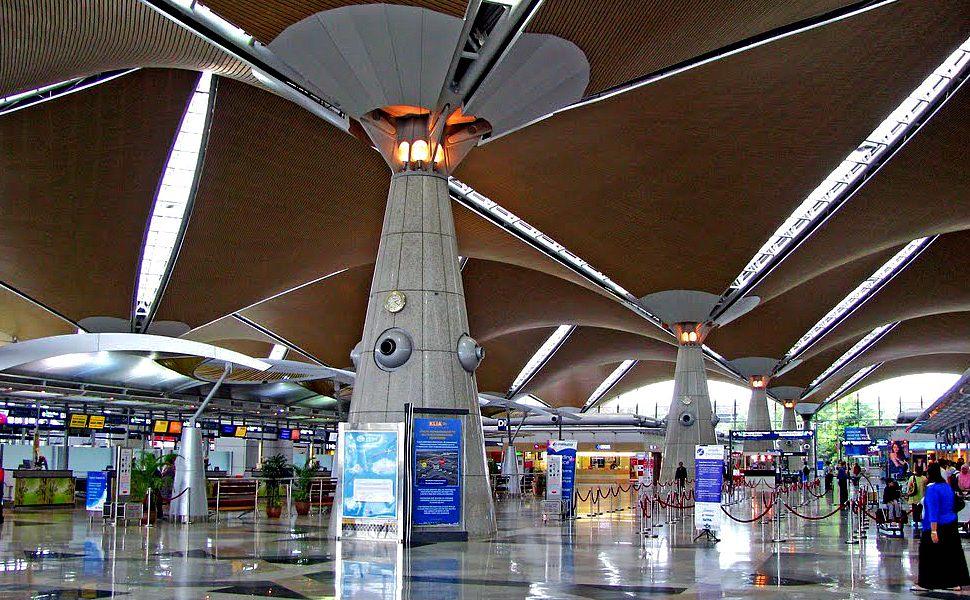 lapangan terbang klia