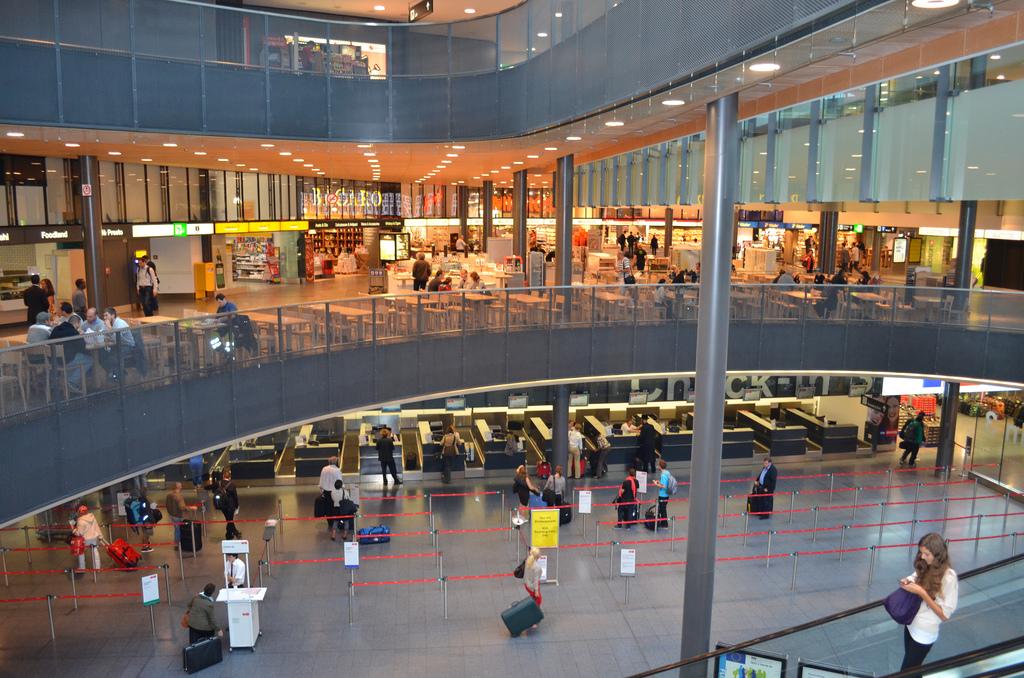 lapangan terbang zurich