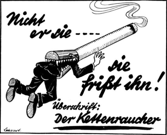 larangan merokok oleh nazi 7 perkara yang anda tak tahu mengenai nazi jerman