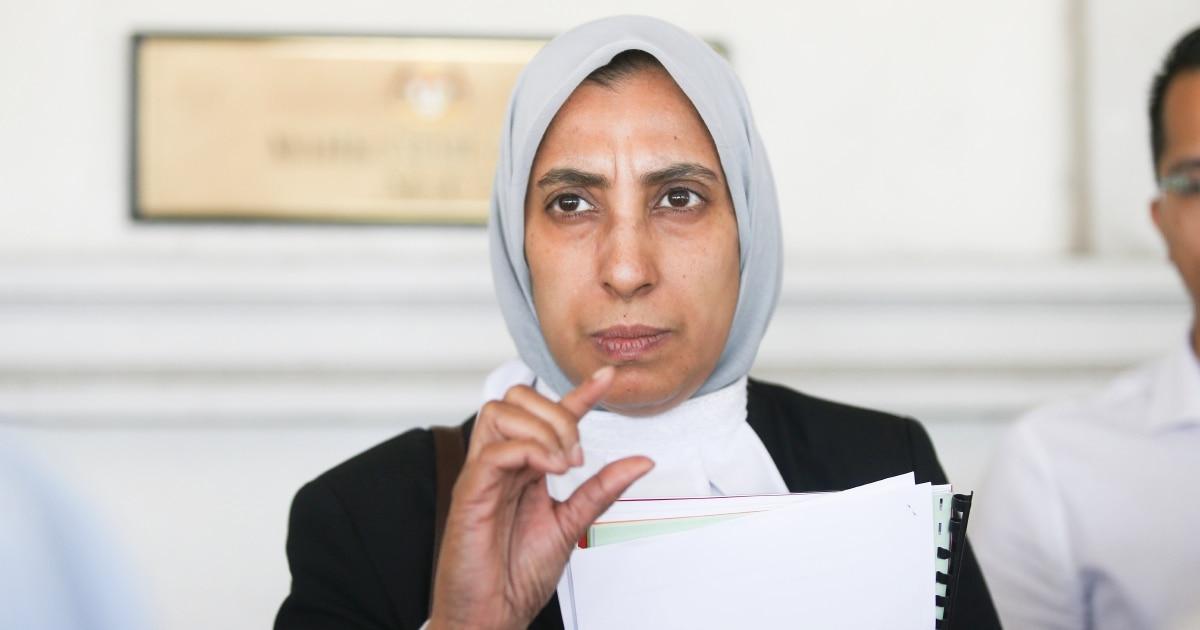 latheefa beebi koya ketua pesuruhjaya sprm wanita pertama