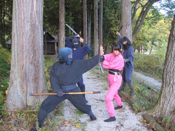 latihan ninja