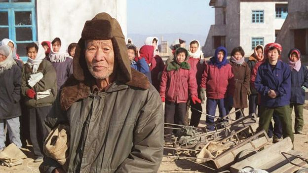 layanan terhadap buruh paksa di korea utara amat menyedihkan makanan dicatu dan tiada rawatan perubatan diberikan