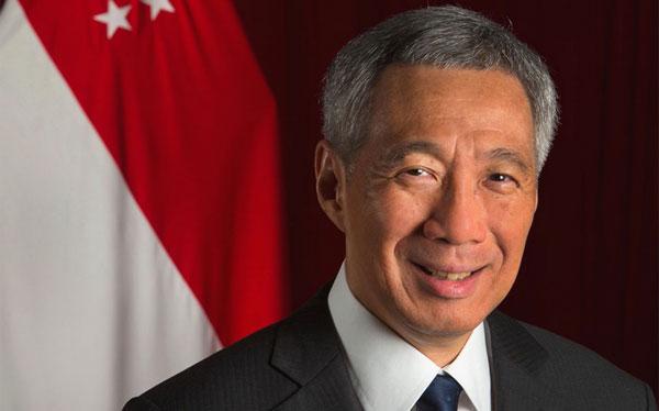 lee hsien loong perdana menteri singapura