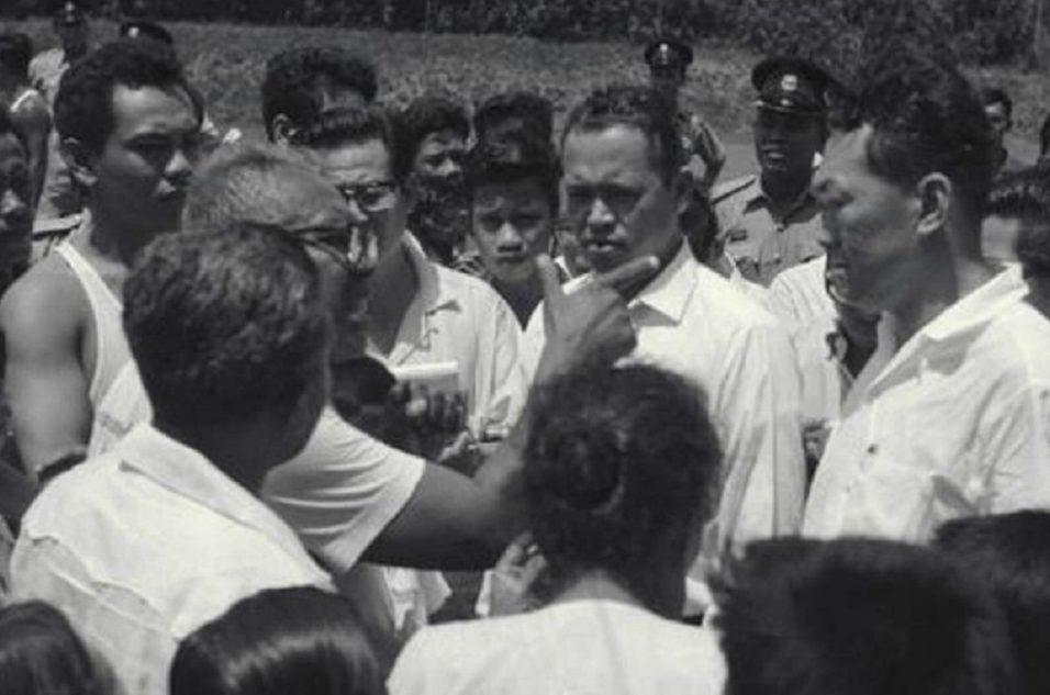 lee kuan yew pap malaysian malaysia
