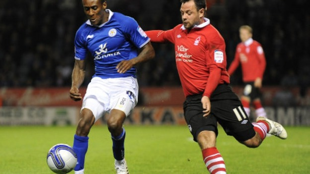 leicester vs nottingham forest carling cup 2007