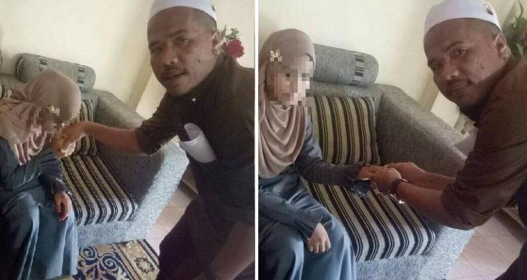 lelaki 41 tahun kahwin dengan gadis thailand 11 tahun