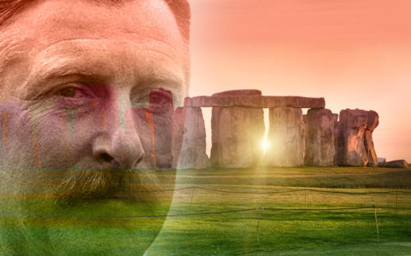 lelaki yang membeli stonehenge
