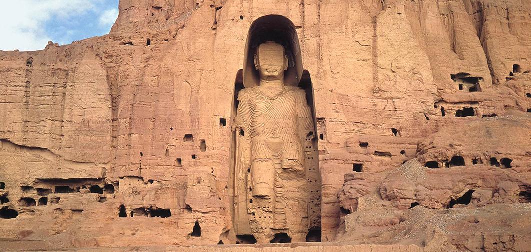 lembah bamiyan buddha