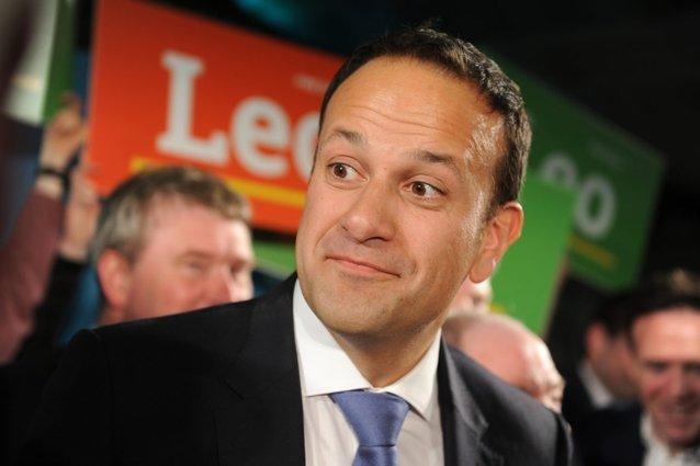 leo varadkar perdana menteri ireland