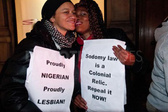 lesbian nigeria