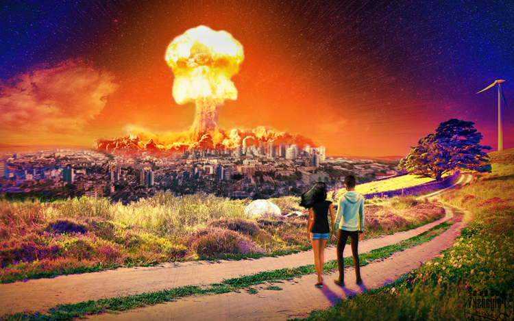 letupan nuklear