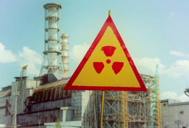 letupan reaktor nuklear chernobyl