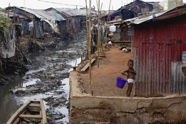 liberia negara paling miskin di dunia