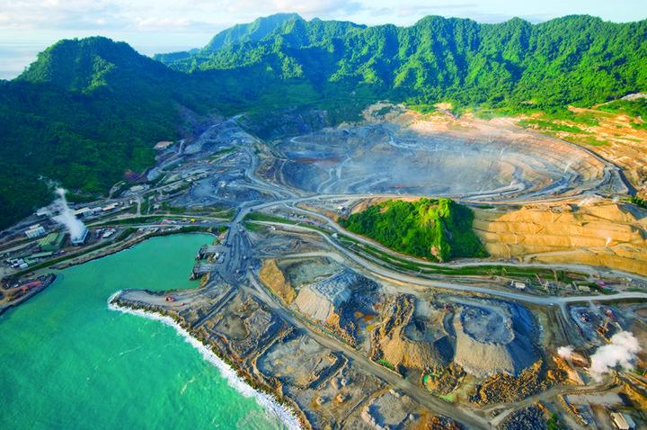 lihir lombong emas paling besar di dunia dari segi jumlah emas