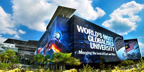 limkokwing cyberjaya building