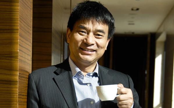 liu yonghao petani kedua terkaya di china