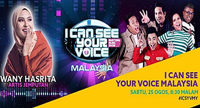 live streaming dan info rancangan i can see your voice malaysia minggu 4 1