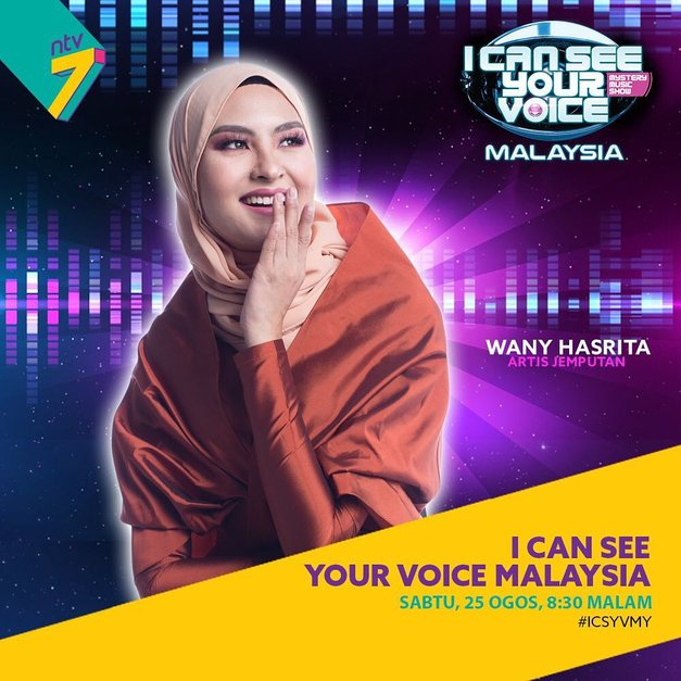 live streaming dan info rancangan i can see your voice malaysia minggu 4 2