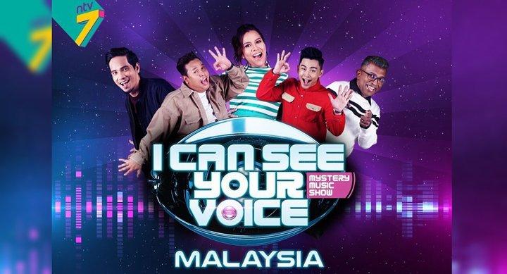 live streaming dan info rancangan i can see your voice malaysia minggu 5 1
